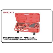 Jogo de ferramentas de sincronização do motor para Ford / Mazda (MHR01615)