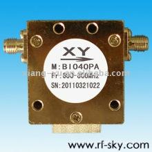 Isolateur coaxial de 600-800MHz Rf avec la manipulation de puissance 150W