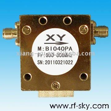 600-800MHz HF-Koaxialisolator mit Belastbarkeit 150W