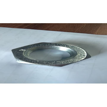 Porca sextavada de aço inoxidável DIN934
