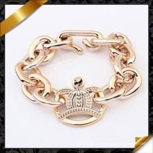 Princess Crown Bracelet, Classical Sample Bracelet Bijoux (FB074)