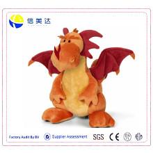 Plüsch Dinosaurier / Qualität kundenspezifisch angefüllt