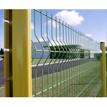 High Security Welded 3D Wire Mesh Fence