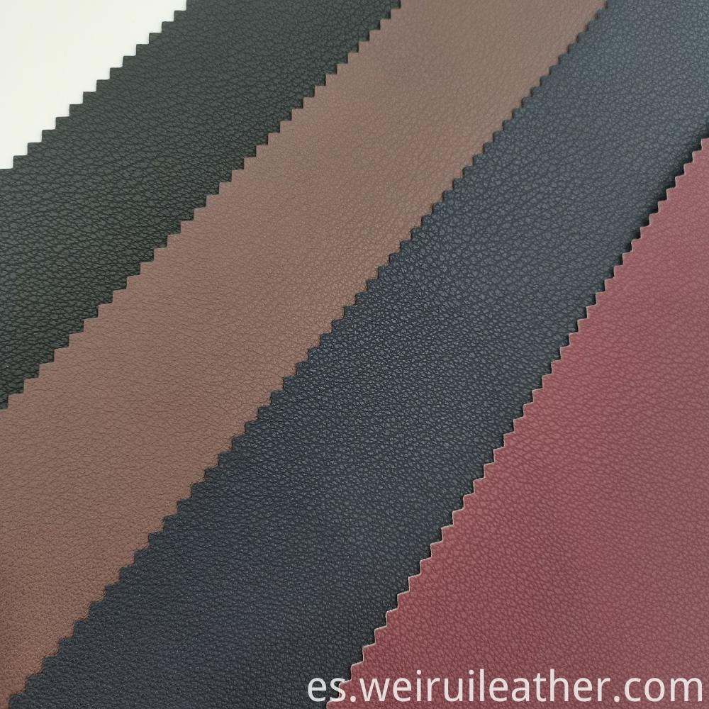 Colorfast Pu Leather