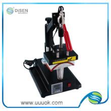 High quality cap press machine printing