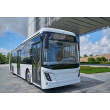 Ônibus urbano elétrico de 12 metros com eec