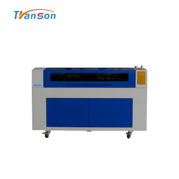 Transon CO2 Lasergravur Schneidemaschine youtube