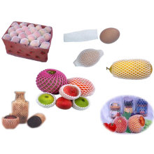 FDA Approval Popular Wholsale America Customized EPE Foam Plastic Fruit Packaging Net