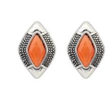 European And American Popular Geometry Jewelry Earring
