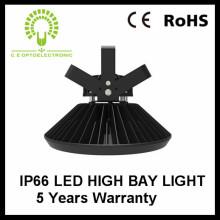 UFO IP65 LED alta luz Bay 120W igual a 400W lâmpada de haletos metálicos