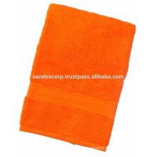 fuschia bath towels