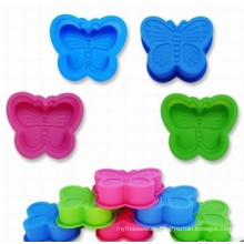 Silicone Gel Butterfly Shape Cake Mold (SE-296)