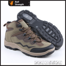 Outdoor Hiking Shoes with PVC Sole (SN5244)