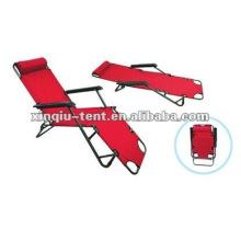 Leisure folded dual use folding chair