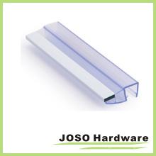 Mgnetic ПВХ-уплотнения для раздвижных стеклянных дверей Dg104