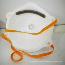 Máscaras en forma de copa para adultos anti polvo Resucitación del respirador Eficiencia de filtración KN95 boca