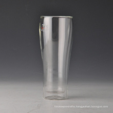 Borosilicate Double Wall Beer Glass Cup