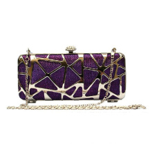 Chain Clutches Bag for Wedding and Party