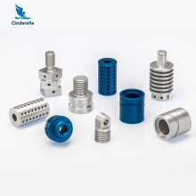 Aluminium Anodizing Service Small Parts Fabrication