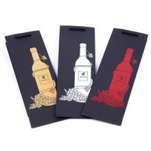 Sacos de portador de vinho tinto personalizado & Totes