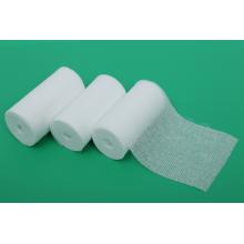 Bandagem de gaze médica descartável