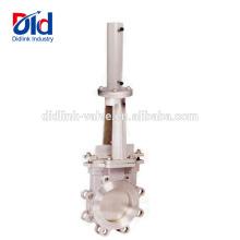 Catalogue de vannes à guillotine hydrauliques en acier inoxydable Ansi en acier inoxydable laiton bronze