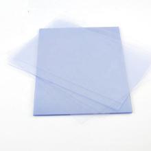 OCAN clear transparent solid plastic PVC sheets