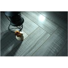 Plancher en stratifié résistant à l'eau de chêne de miroir du commerce 12,3mm