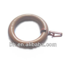 wooden rings for curtains,eyelet for curtains,curtain track accessories