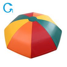 Colorful Kids Soft Play Foam Rainbow Dome