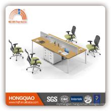 (MFC)PT-02 computer desk office workstation executive wooden office desk melamine panel office desk