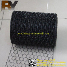 PVC Coated Galvanized Chicken Wire Netting Hexagonal Wire Mesh