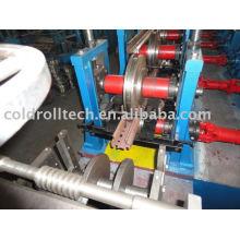 Máquina formadora de rollos de acero