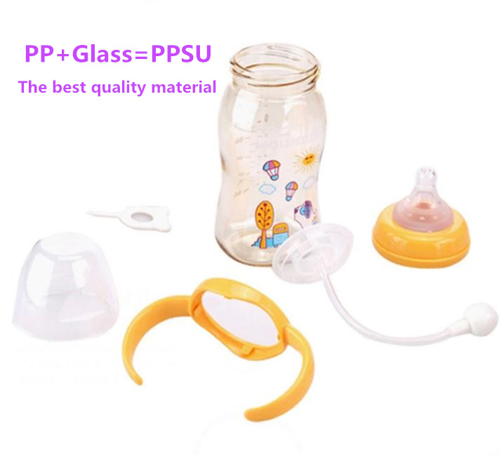 PPSU Infant bottle