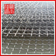 Crimped Wire Mesh factory