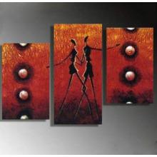 Peinture à l'huile décorative