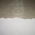 Treillis tissé en fibre de verre enduit d'acrylique