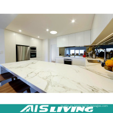 Armario de cocina de muebles de madera de alta calidad (AIS-K402)