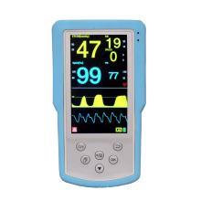 Monitor de presión arterial portátil Monitor ETCO2 y SPO2 infantil