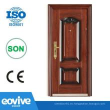 EOVIVE puerta 2015 superior venta acero de la seguridad, puerta acero