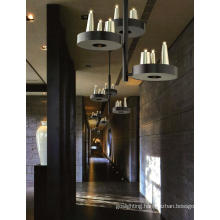 LED Modern Hotel Decorative Metal Pendant Lighting Project (MD21166-15)