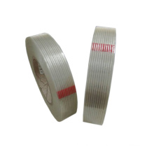Competitive Price Of Fiberglass Reinforced Strapping Filament Tape With High Resistance To Tear