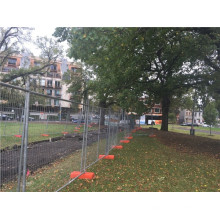 As4687-2007 Temporary Fence with High Quality (ISO9001 and SGS)