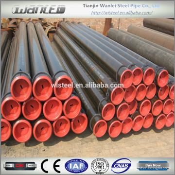 Preço de tubo de aço sem costura de 12 polegadas