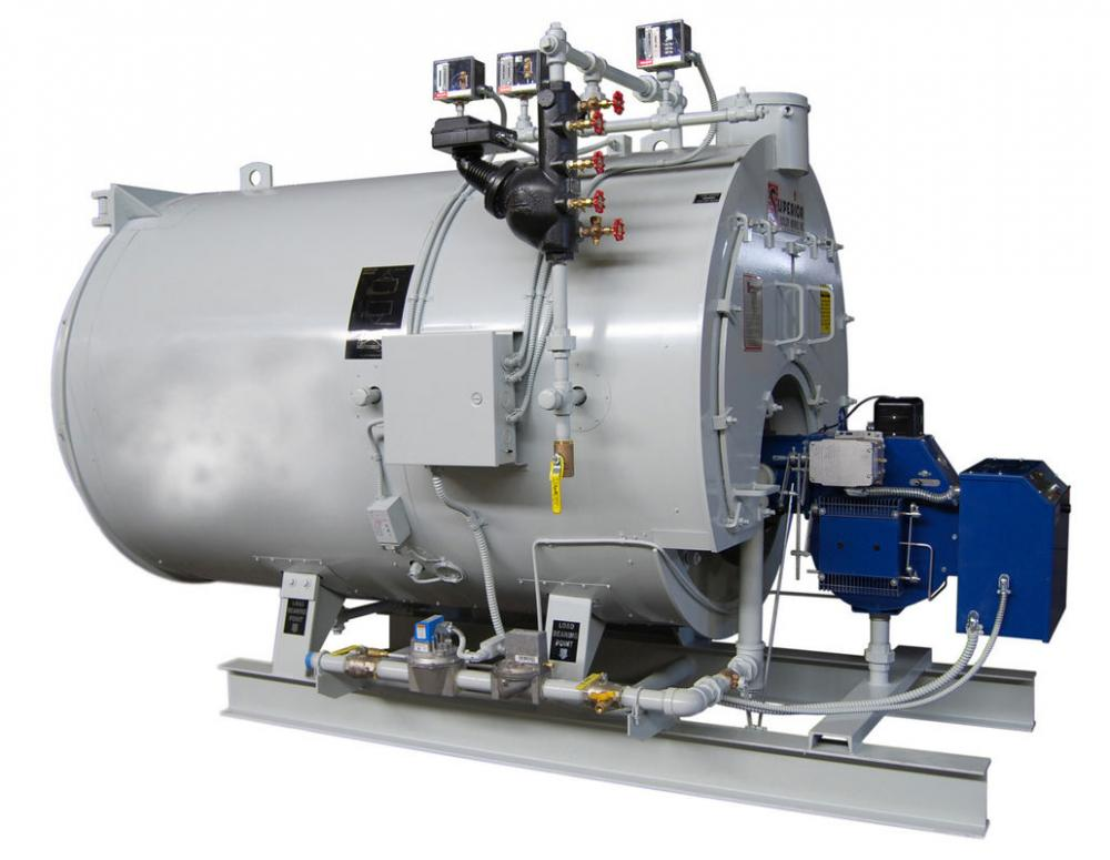 steam boiler water treatment