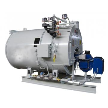 5T Gas Fired Horizontal Boiler Steam Dikemas