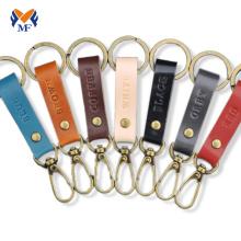 Schlüsselanhänger aus Leder für Geschenk und Handwerk online