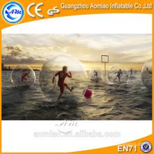 3m Big água inflável bola de rolamento / bola de água / bola bola correndo