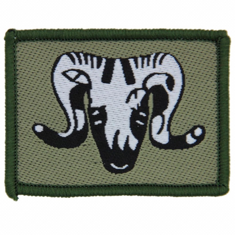 Tactical Military Embroidery Patch