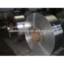Bande de garniture en aluminium